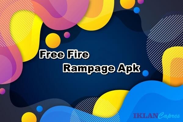 Free Fire Rampage Apk